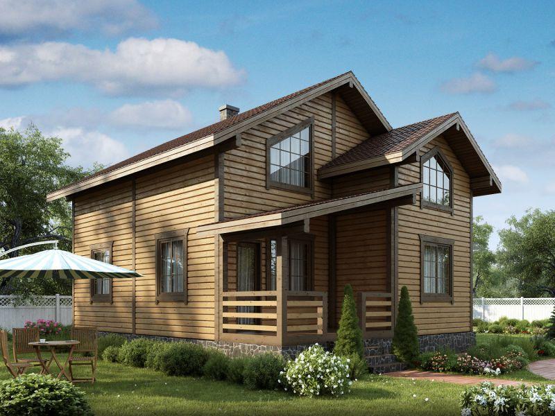проект дома купить из бруса