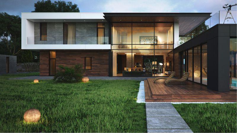 Проект 39-15 - жилой дом