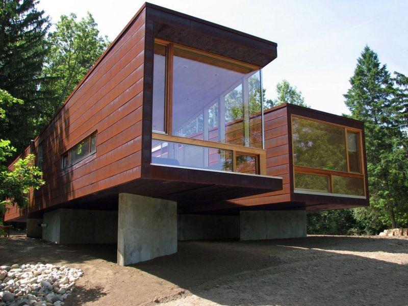 Модульное строительство домов