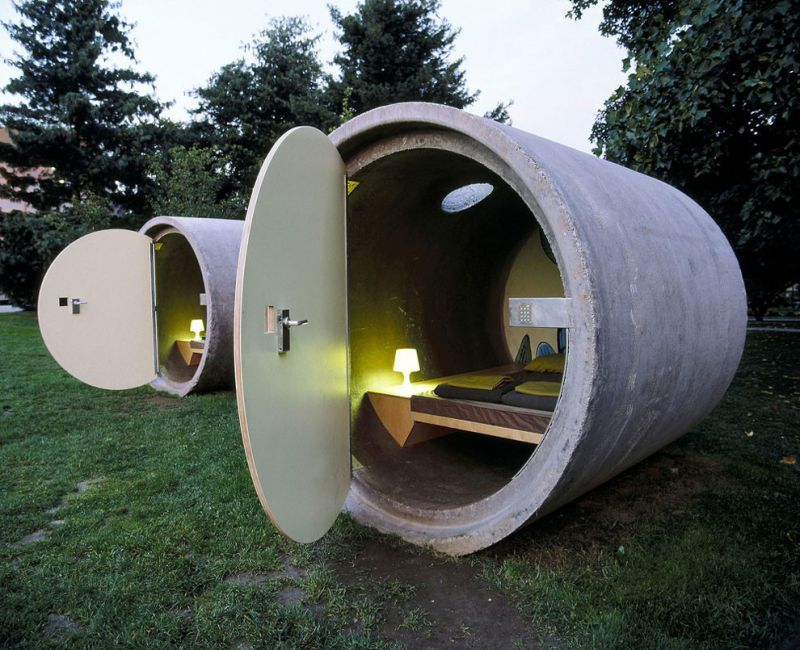 Фото необычных домов