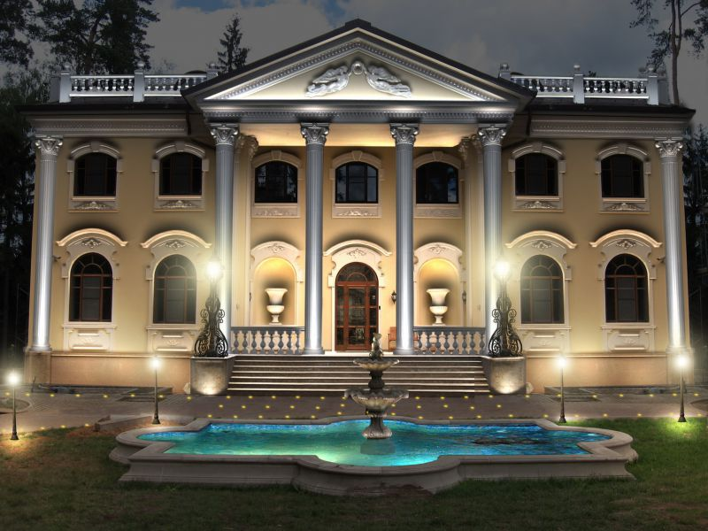 Фото элитных домов