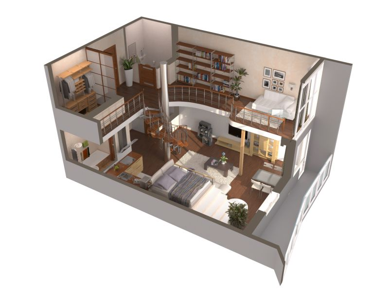 Реализованный проект 4-х комнатной квартиры в г ставрополь