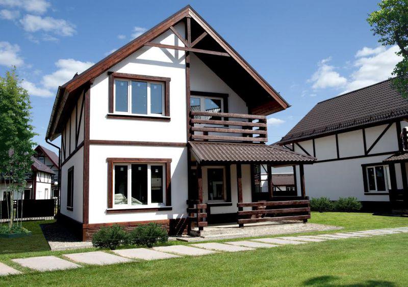 Дом в немецком стиле дизайн