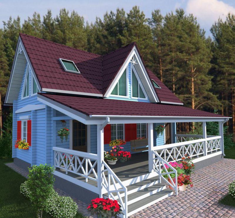 Пристройки к дому: фото, проекты, архитектура и дизайн