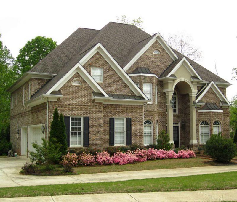 Открой для себя лучшее фото домов из кирпича!
