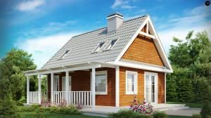 Закажите недорогой домик для дачи