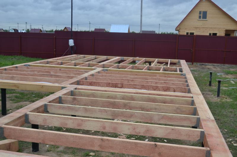 Фото строительство дома