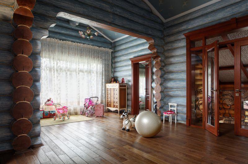 Подборка фото деревянных домов из бревна