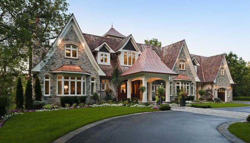 Фото канадских домов