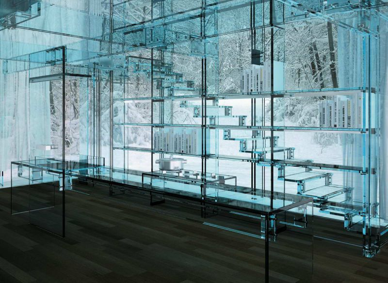 Фото стеклянных домов