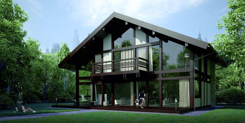 Дома в немецком стиле с фото