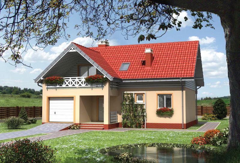 говорят, что фото небольшой дом с красивой крышей известно