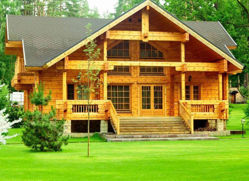 Фото финских домов: деревянные «чудеса» в жилой архитектуре