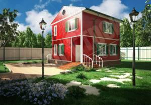 Цены на строительство каркасных домов
