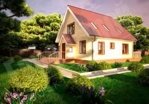 Каркасные дома ЛСТК плюсы и минусы