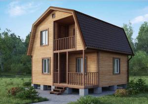 Три причины, почему стоит купить недорогой дачный домик