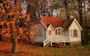 Стоимость одноэтажного каркасно-щитового дома «под ключ»
